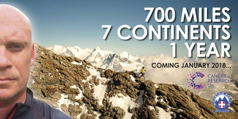 Ultra 7 Continents Challenge