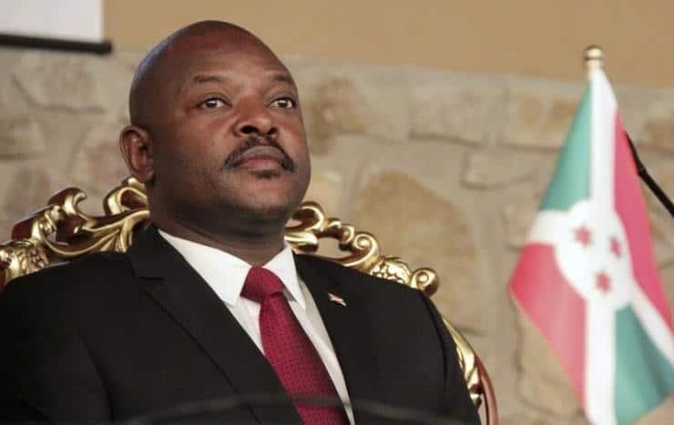 Burundi Presidential Elections