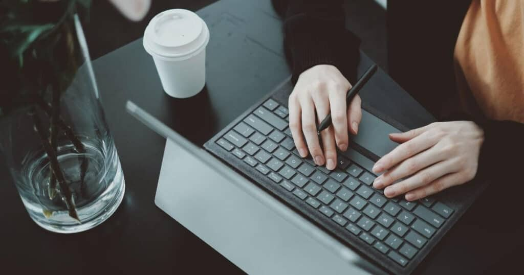 how to stay secure working from home