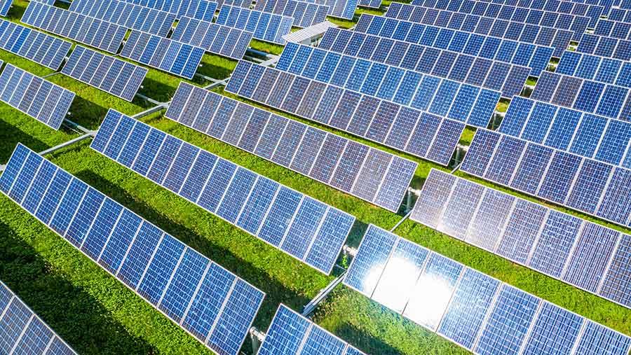 Solar Farm Security